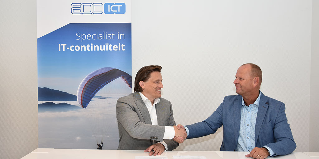 ACC ICT nieuwe deelnemer van de Dutch Hosting Provider Association
