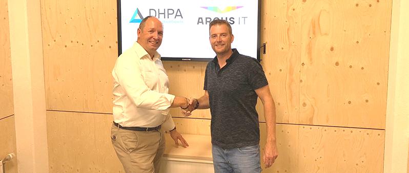 Arcus IT Group sluit zich als deelnemer aan bij DHPA