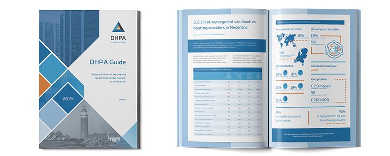DHPA Guide 2019 met cijfers over de Nederlandse hosting- en cloudsector beschikbaar