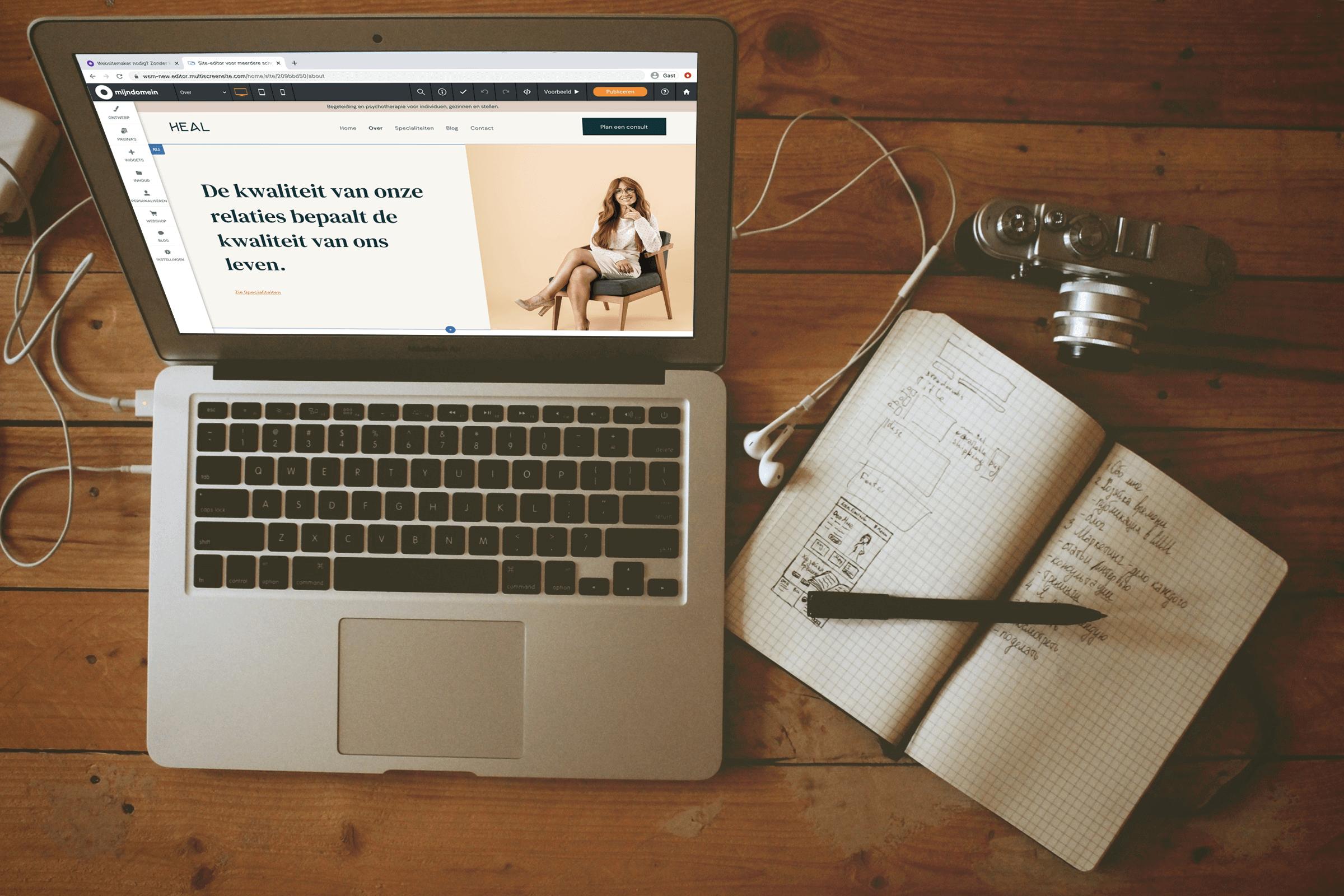 Instagram koppelen aan je website en 9 andere nieuwe Websitemaker opties