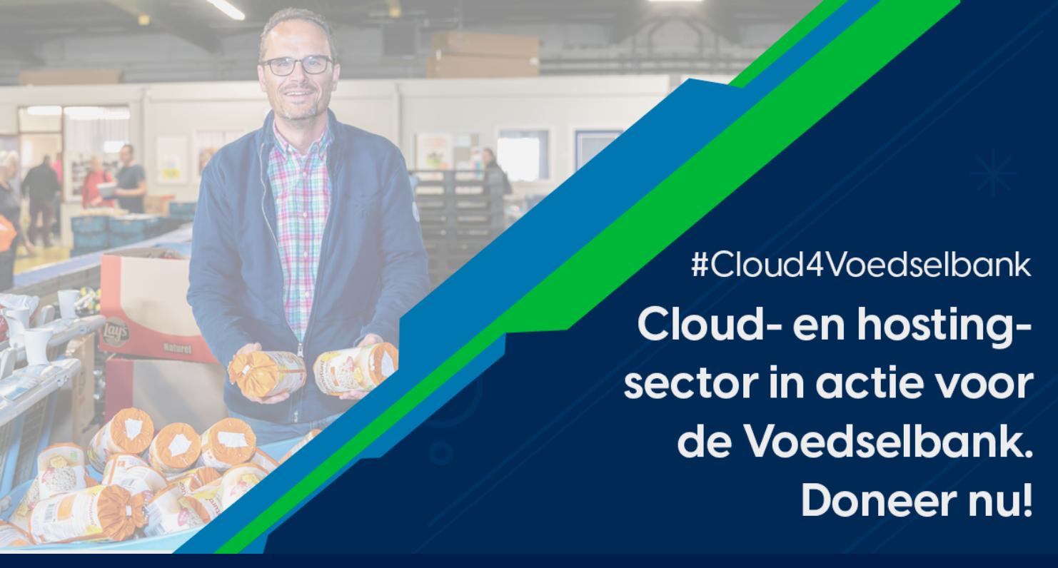 DHPA en ISPConnect starten inzamelingsactie voor Voedselbanken Nederland