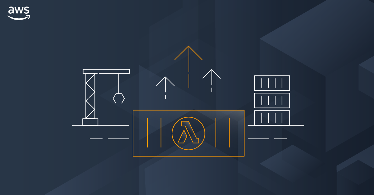 New for AWS Lambda – Container Image Support