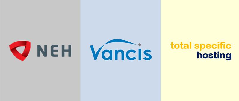 NEH en Vancis verenigd in Total Specific Hosting