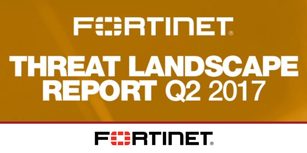 Fortinet Threat Landscape Report: flinke toename geautomatiseerde bedreigingen