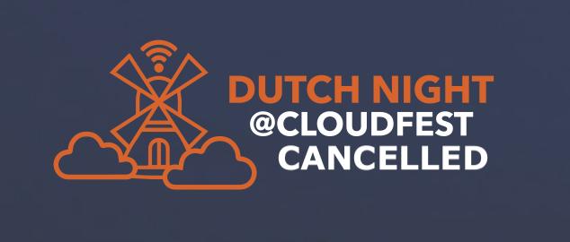 Dutch Night gecanceld vanwege coronavirus