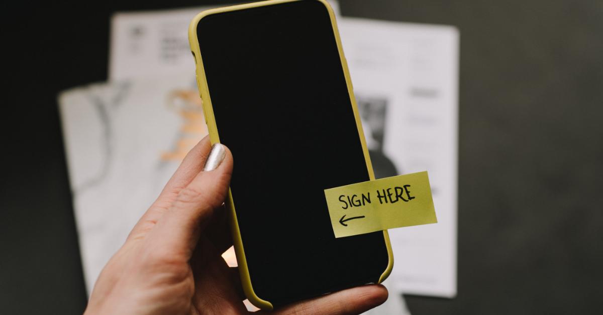 Nieuws & Blogs – Waar moet u op letten bij het overstappen op digitaal ondertekenen?