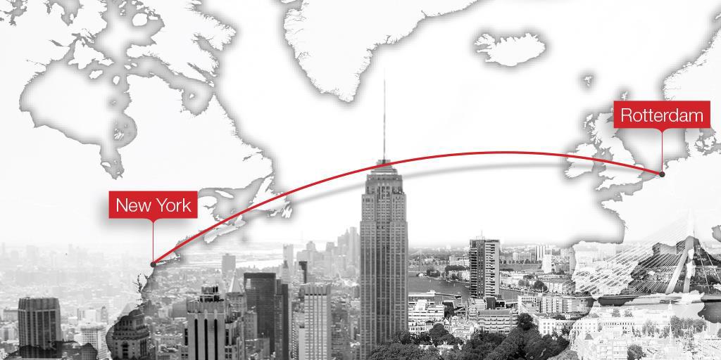i3D.net legt eigen 'Holland America Line' aan