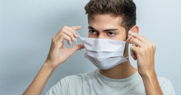 Dringend advies dragen van mond- en neusmasker binnen de datacenters van BIT