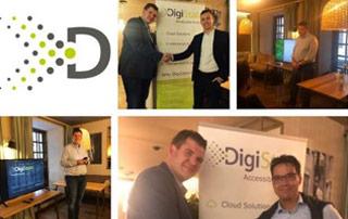 De officiële lancering van DigiState Litouwen