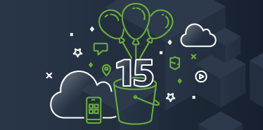 Amazon S3's 15th Birthday – It is Still Day 1 after 5,475 Days & 100 Trillion Objects