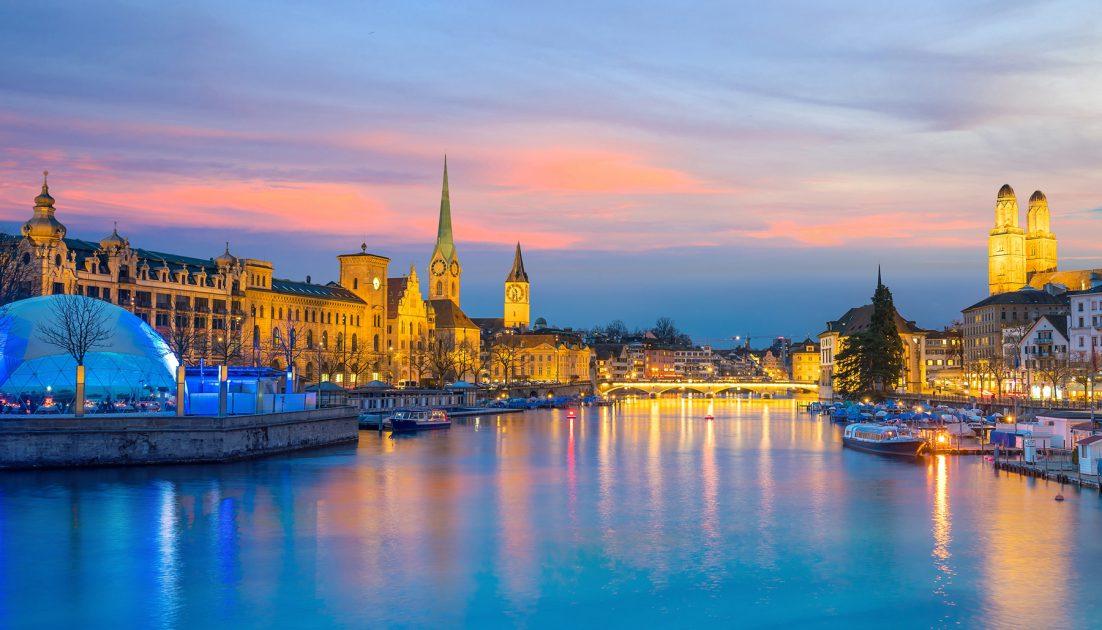 In the Works – New AWS Region in Zurich, Switzerland