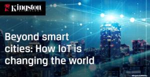De impact van IoT gaat verder dan slimme steden