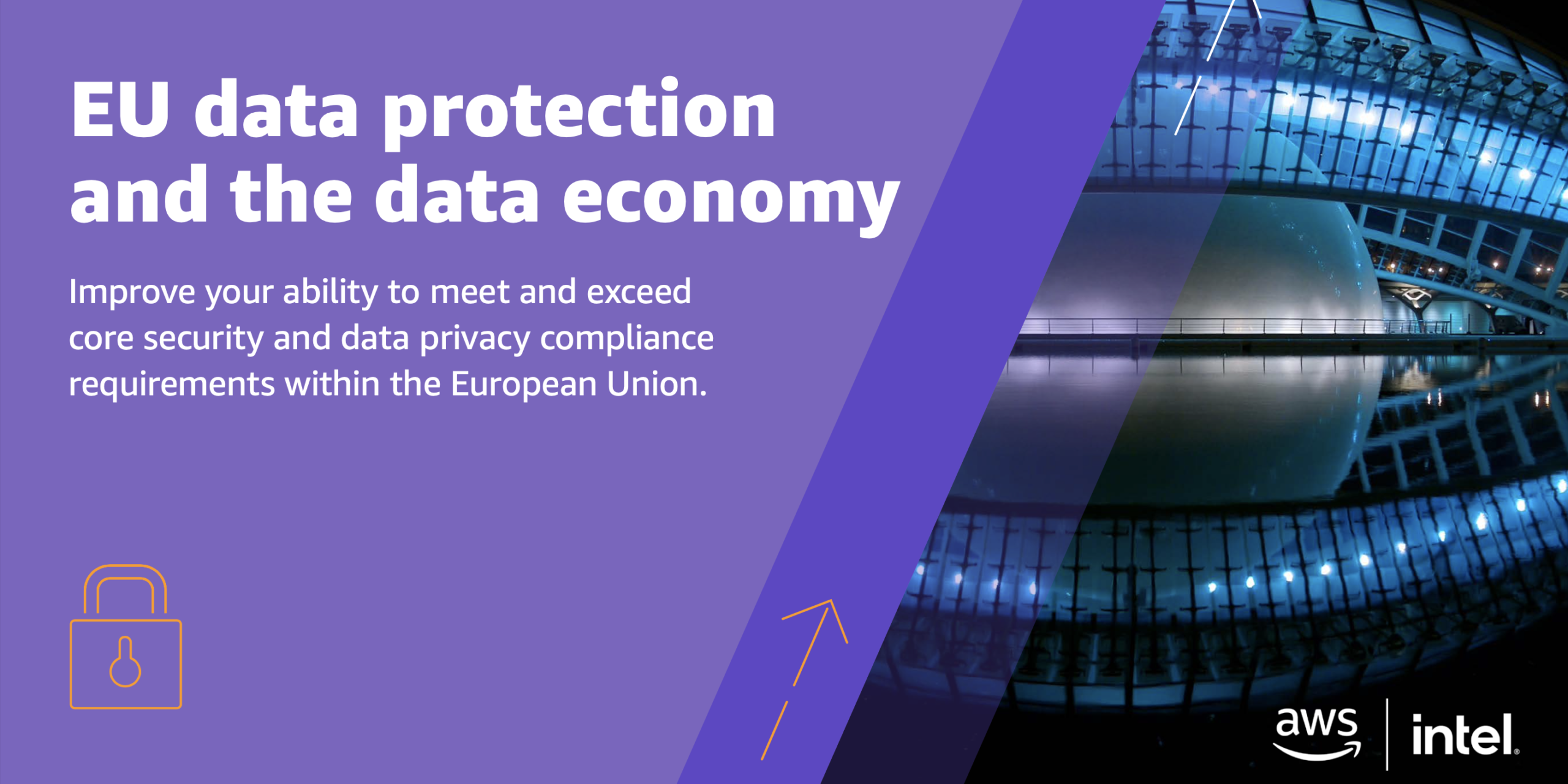 Download AWS – EU data protection and the data economy