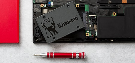 The 5 benefits of SSDs over Hard Drives